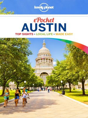 cover image of Lonely Planet Pocket Austin