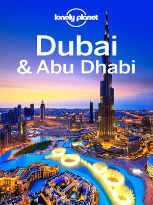 cover image of Lonely Planet Dubai & Abu Dhabi