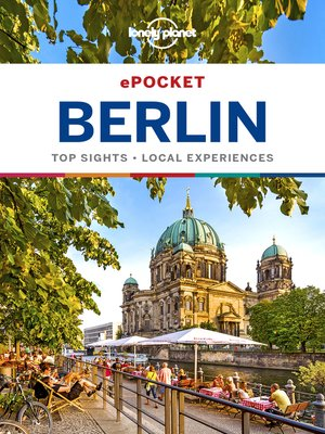 cover image of Lonely Planet Pocket Berlin
