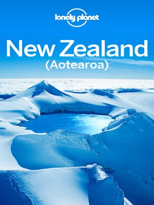 cover image of Lonely Planet New Zealand