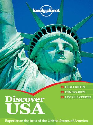 cover image of Discover USA Travel Guide