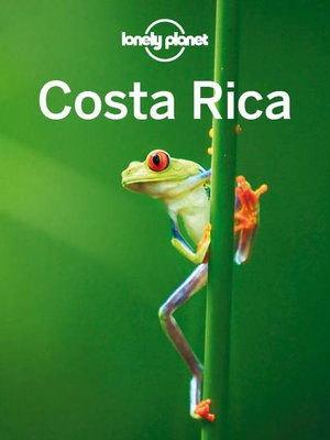 cover image of Costa Rica Travel Guide