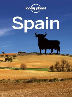 lonely planet guide southern spain