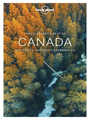 cover image of Lonely Planet Best of Canada