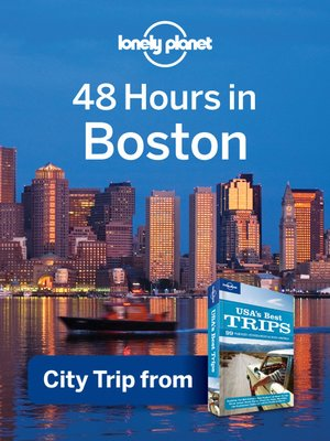cover image of 48 Hours in Boston