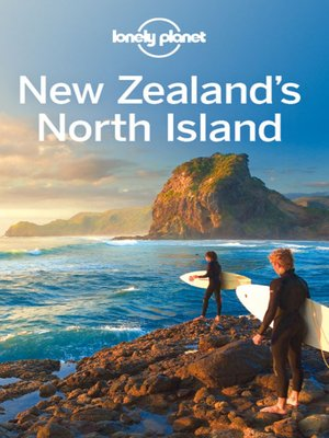 cover image of New Zealand's North Island Travel Guide