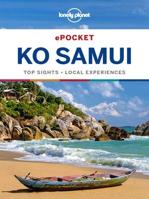 cover image of Lonely Planet Pocket Ko Samui