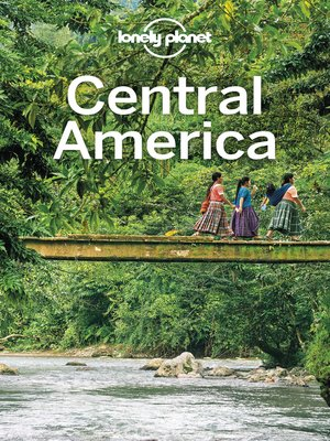 cover image of Lonely Planet Central America