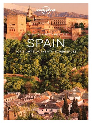 cover image of Lonely Planet Best of Spain