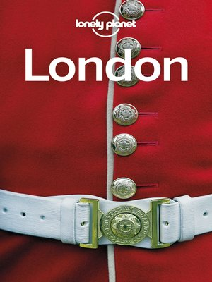 cover image of Lonely Planet London