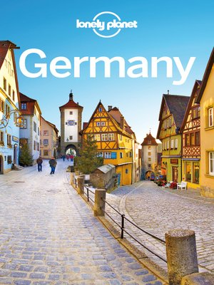 cover image of Germany Travel Guide