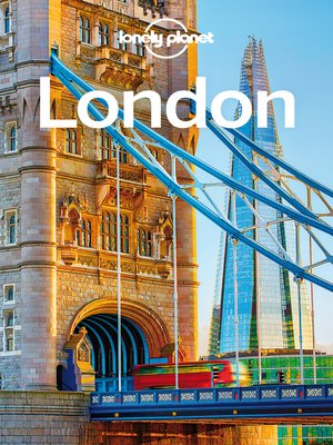 cover image of London Travel Guide