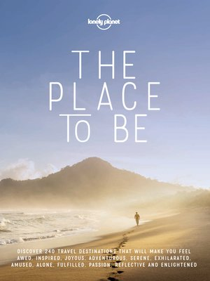 cover image of The Place to Be