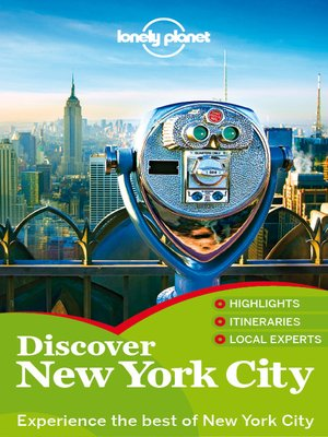 cover image of Discover New York City Travel Guide