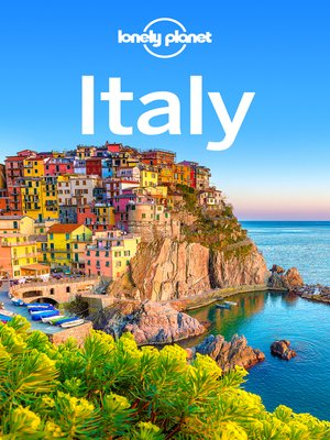 cover image of Lonely Planet Italy