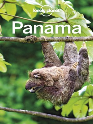 cover image of Lonely Planet Panama
