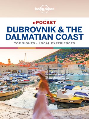 cover image of Lonely Planet Pocket Dubrovnik & the Dalmatian Coast