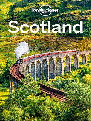 cover image of Lonely Planet Scotland