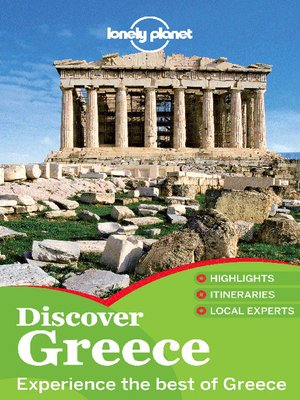 cover image of Discover Greece Travel Guide