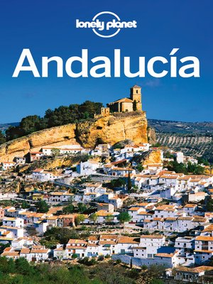 cover image of Andalucía Travel Guide