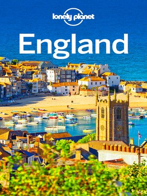 cover image of Lonely Planet England