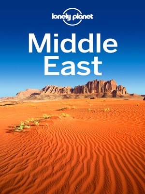 cover image of Lonely Planet Middle East