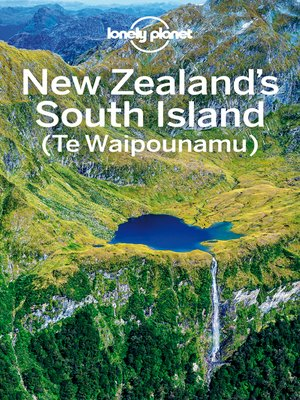 cover image of Lonely Planet New Zealand's South Island