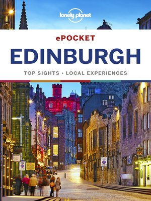 cover image of Lonely Planet Pocket Edinburgh