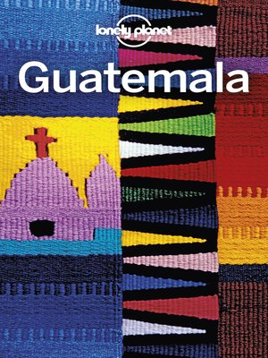 cover image of Lonely Planet Guatemala