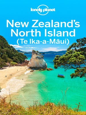 cover image of Lonely Planet New Zealand's North Island