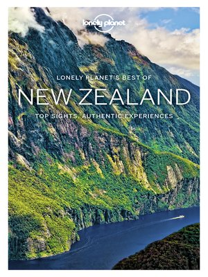 cover image of Lonely Planet Best of New Zealand