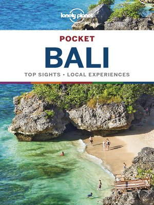 cover image of Lonely Planet Pocket Bali