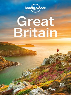 cover image of Lonely Planet Great Britain