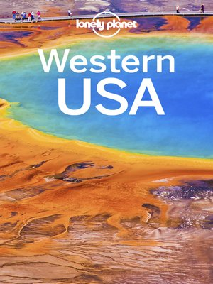 cover image of Lonely Planet Western USA