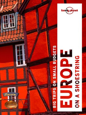 cover image of Lonely Planet Europe on a shoestring