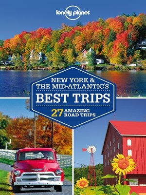 cover image of New York & Mid-Atlanic Best Trips
