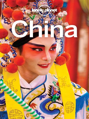 cover image of Lonely Planet China