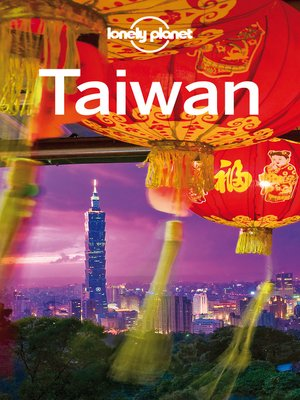 cover image of Taiwan Travel Guide
