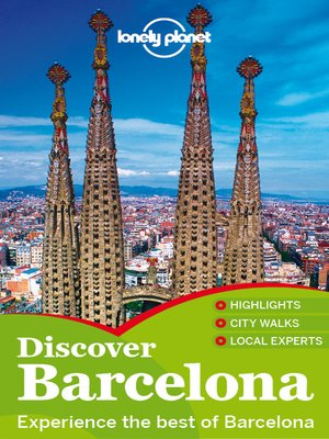 cover image of Discover Barcelona Travel Guide