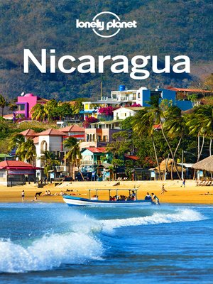 cover image of Lonely Planet Nicaragua