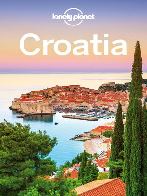 cover image of Lonely Planet Croatia