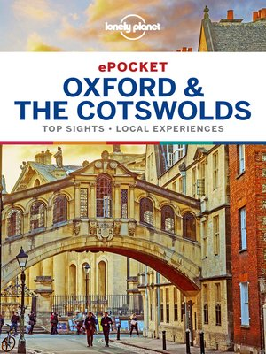 cover image of Lonely Planet Pocket Oxford & the Cotswolds