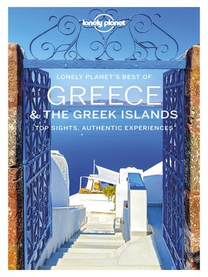 cover image of Lonely Planet Best of Greece & the Greek Islands