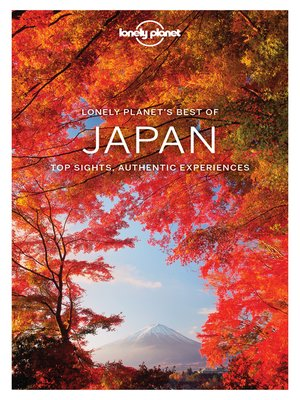 cover image of Lonely Planet Best of Japan