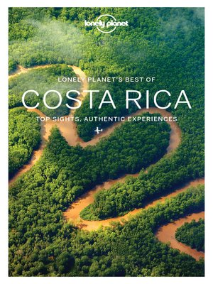 cover image of Lonely Planet's Best of Costa Rica