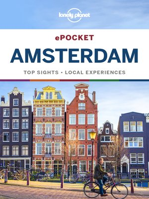 cover image of Lonely Planet Pocket Amsterdam