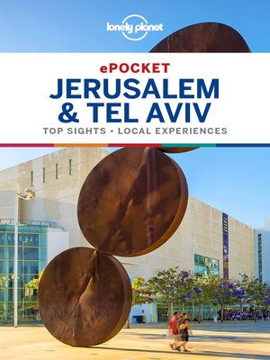 cover image of Lonely Planet Pocket Jerusalem & Tel Aviv