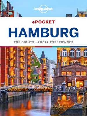 cover image of Lonely Planet Pocket Hamburg