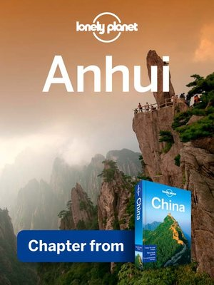 cover image of Anhui – Guidebook Chapter