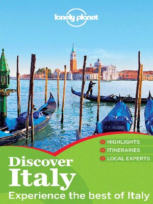 cover image of Discover Italy
